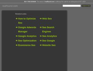 realfound.com screenshot