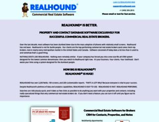 realhound.com screenshot