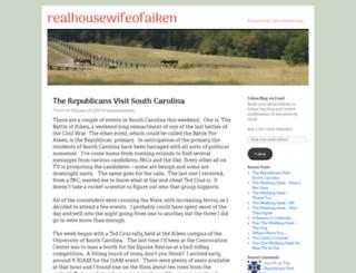 realhousewifeofaiken.com screenshot
