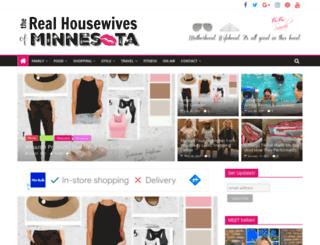 realhousewivesofmn.com screenshot