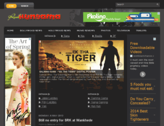 realhungama.com screenshot