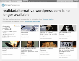 realidadalternativa.wordpress.com screenshot