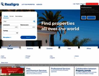 realigro.com screenshot