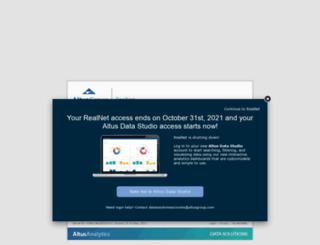 realinfo.realnet.ca screenshot