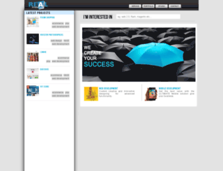 realinfoware.com screenshot