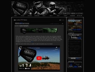 realitymod.com screenshot