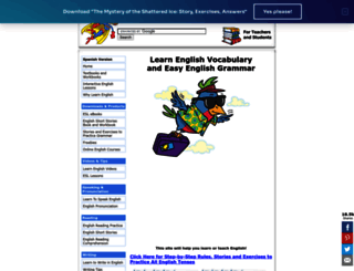 really-learn-english.com screenshot
