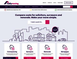 reallymoving.com screenshot