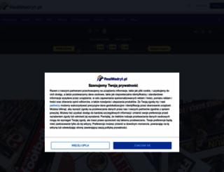 realmadrid.pl screenshot