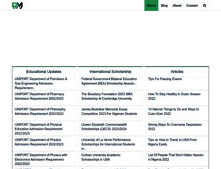 realmina.com screenshot