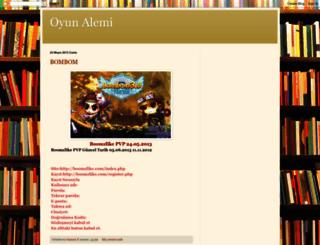realmofgame.blogspot.com screenshot