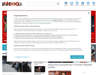 realmofthehorseman.w.interia.pl screenshot