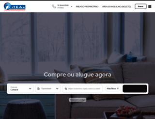 realpaulinia.com.br screenshot