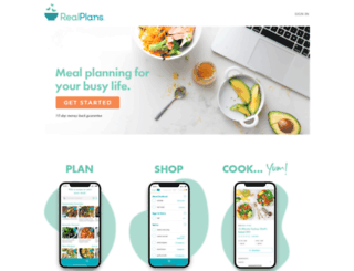 realplans.com screenshot