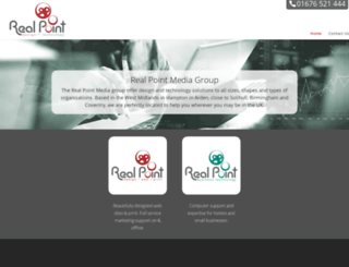 realpoint.co.uk screenshot