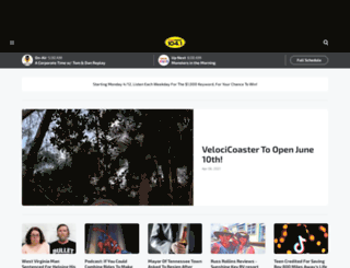 realradio.fm screenshot