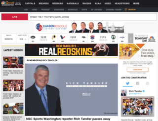 realredskins.com screenshot
