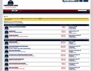 realscam.com screenshot