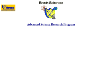 realscience.breckschool.org screenshot