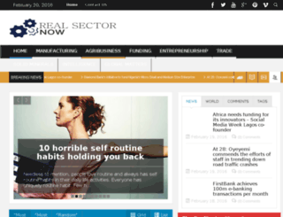 realsectordigest.com screenshot
