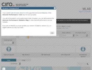 realtimestatus.d-zone.ca screenshot