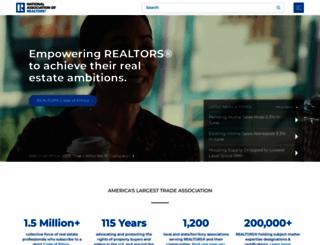 realtors.org screenshot