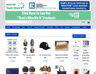 realtorteamstore.com screenshot
