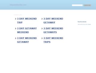 realtr.3dayweekender.com screenshot