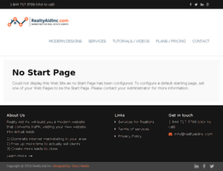 realtyaidinc.com screenshot