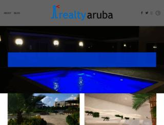 realtyaruba.com screenshot