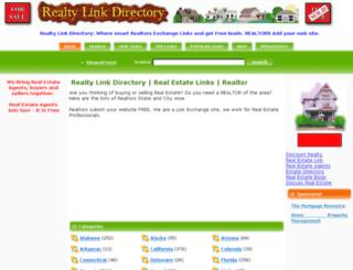 realtylinkdirectory.com screenshot