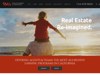 realtymasters.biz screenshot