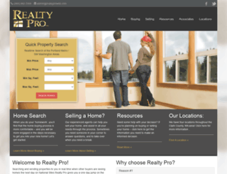 realtyproweb.com screenshot