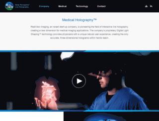 realviewimaging.com screenshot