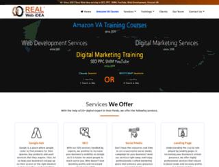 realwebidea.com screenshot