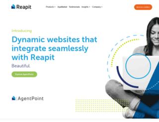 reapit.com screenshot