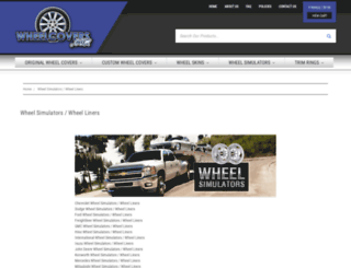 rearwheelhorsepower.com screenshot