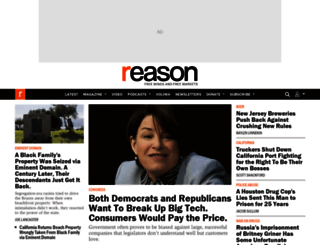 reason.com screenshot