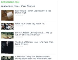 reasonare.com screenshot