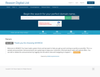 reasondigital.domains screenshot