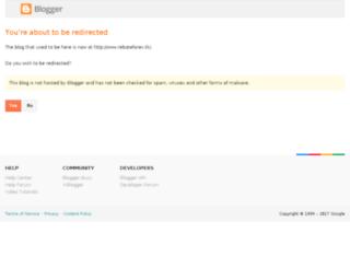 rebateforex.blogspot.ru screenshot