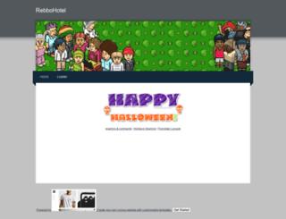 rebbohotel.weebly.com screenshot