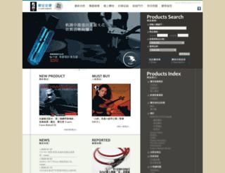 rebel-audio.com.tw screenshot