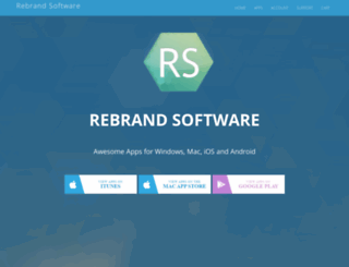rebrandsoftware.com screenshot
