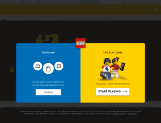 rebrick.lego.com screenshot