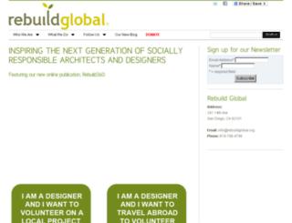 rebuildglobal.org screenshot