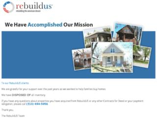 rebuildus.com screenshot