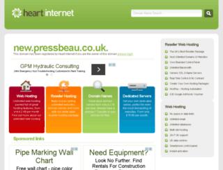 rebuilt.pressbeau.co.uk screenshot