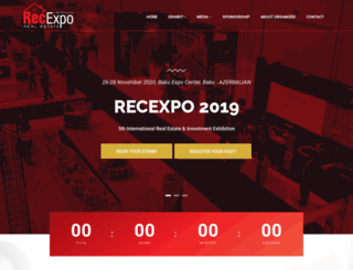 rec-expo.net screenshot
