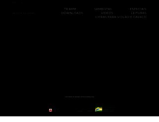 receitadesamba.com.br screenshot